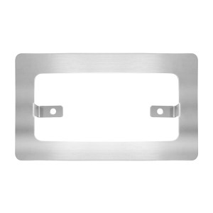 Rectangular Cab Visor Light Bezel for Freightliner & Mack