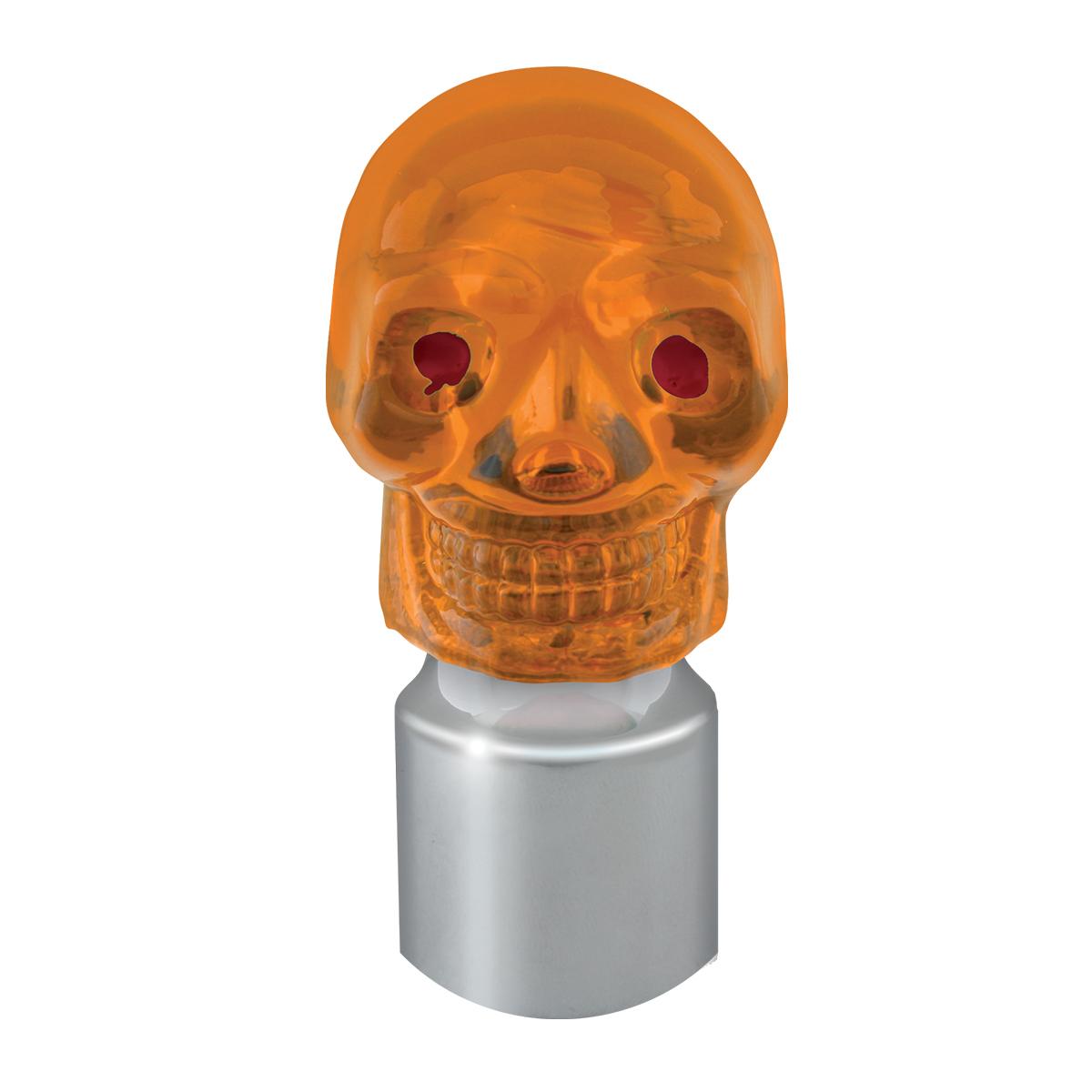 "94666 Lighted Bumper Guides 1"" Dia. x 51"" (L) in Skull Style for Plastic Bumper"