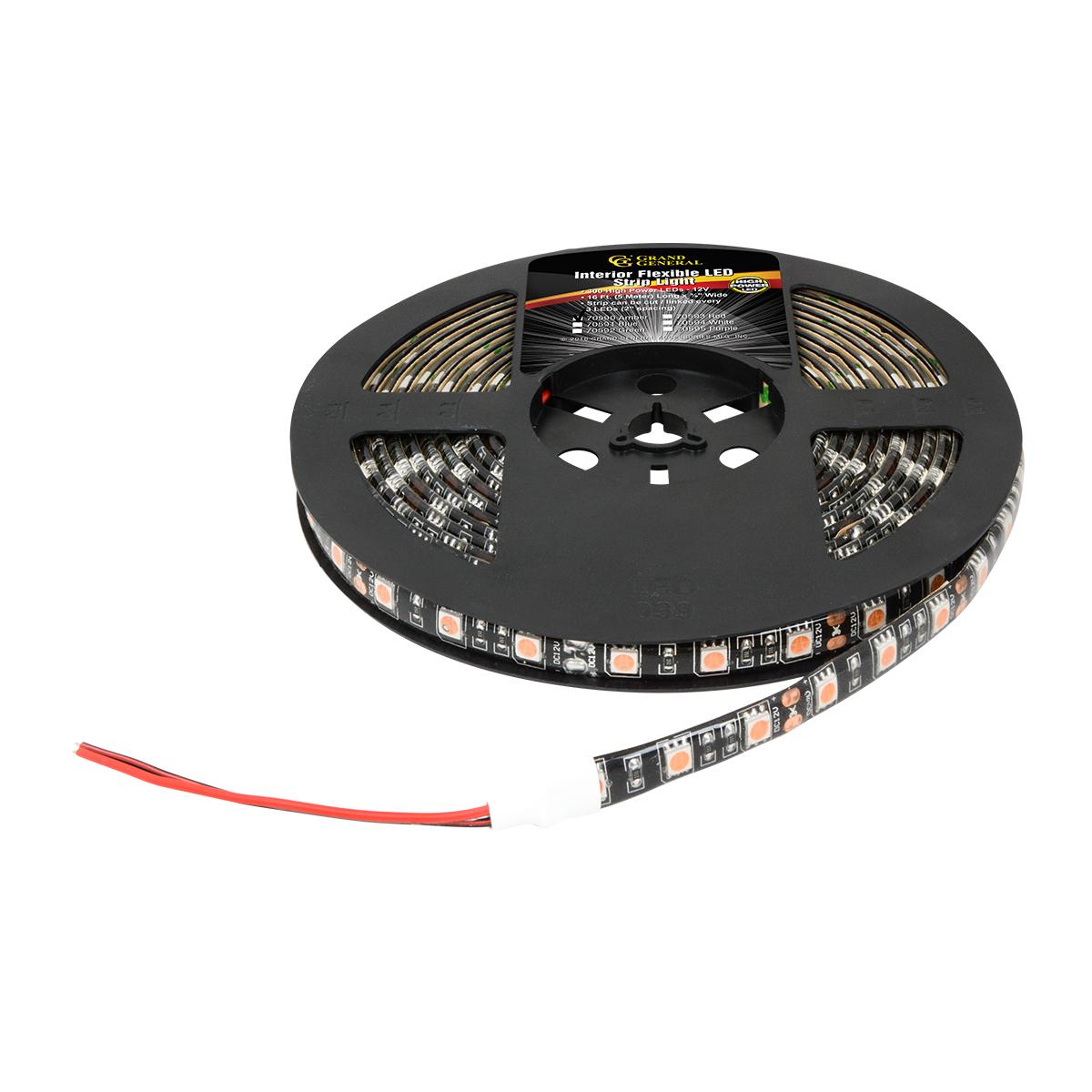 Interior Flexible & Cuttable LED Strip Light