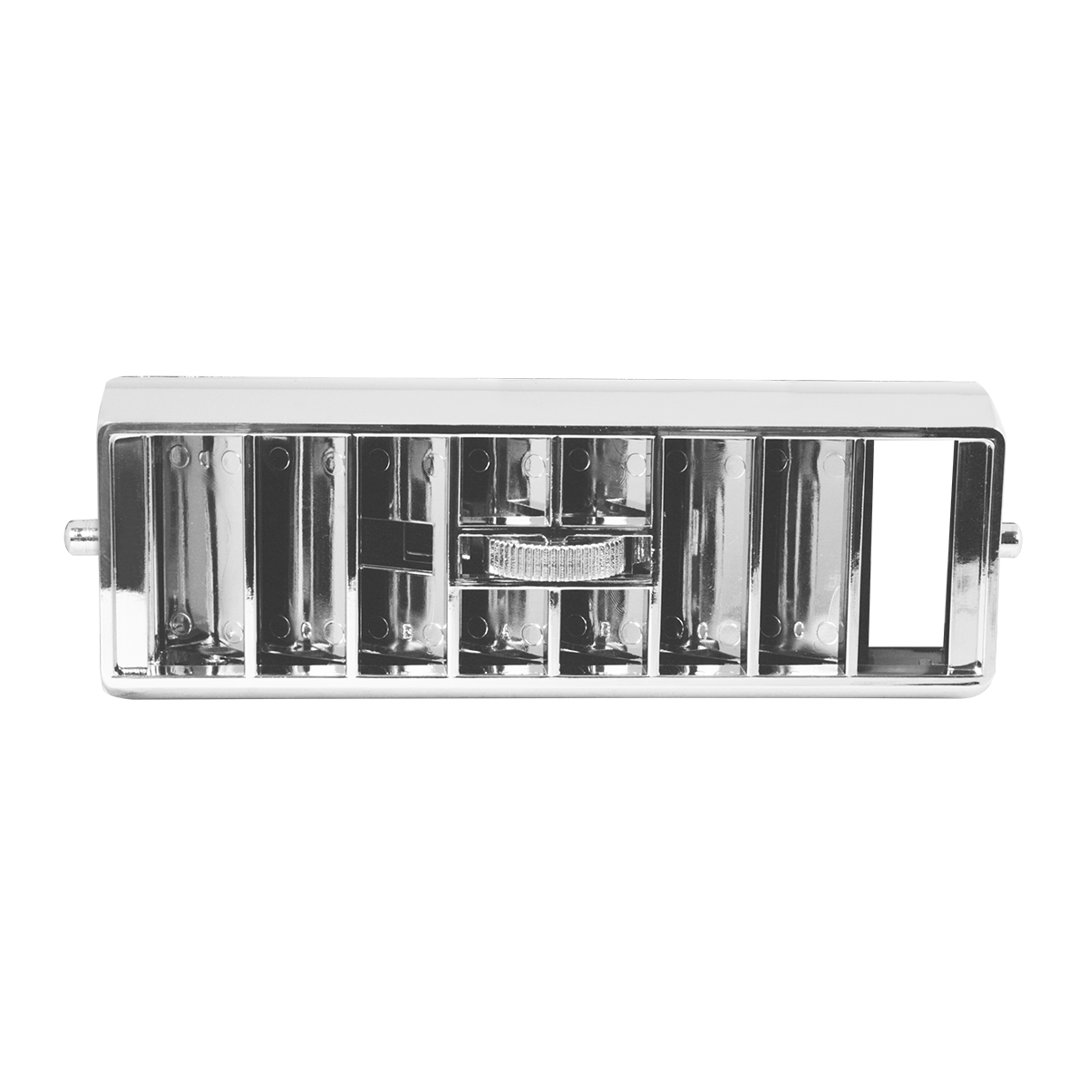 68426 A/C Vent with Adjustable Louver for Freightliner Classic/FLDs Passenger Side
