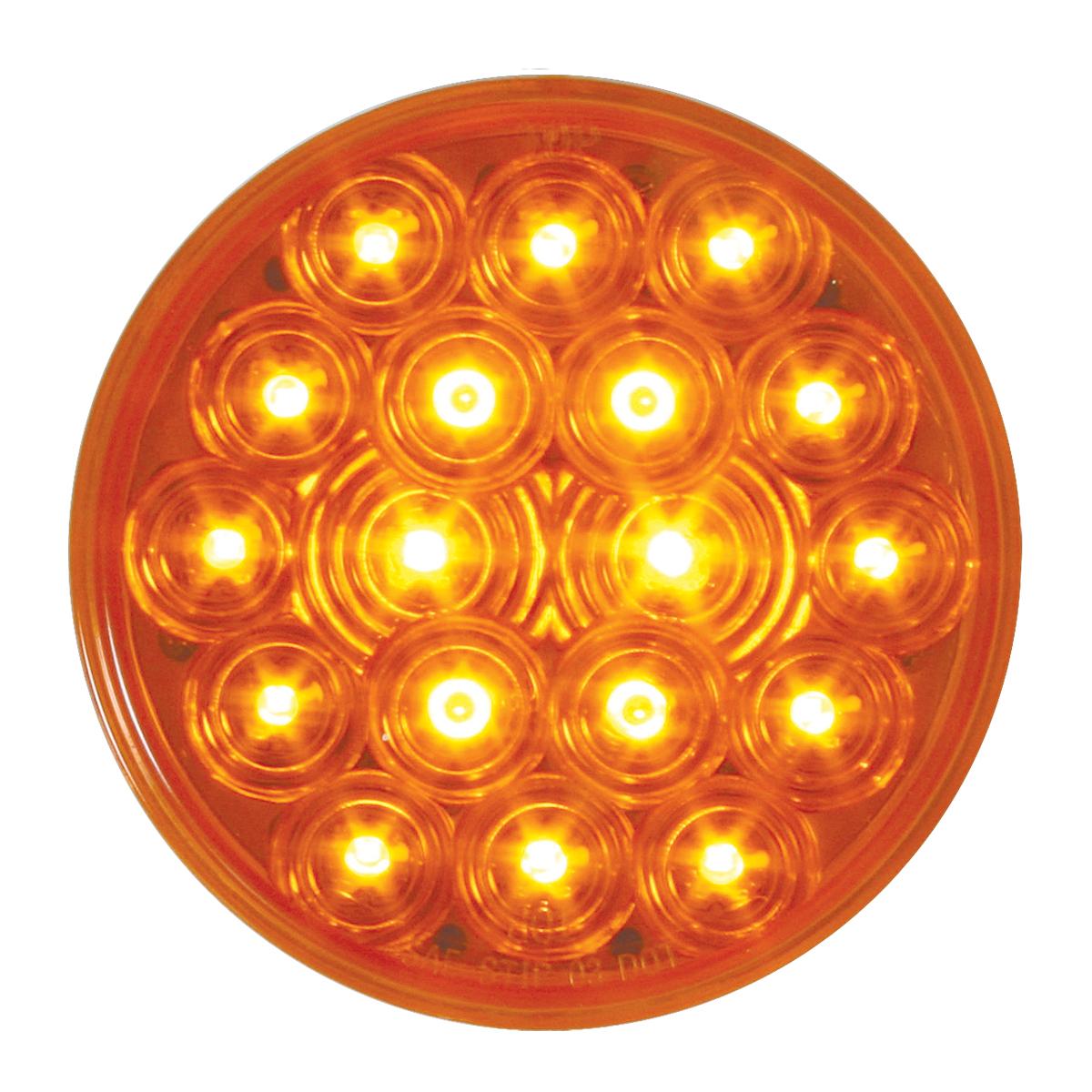 """75070 24V 4"""" Round Fleet LED Light"""
