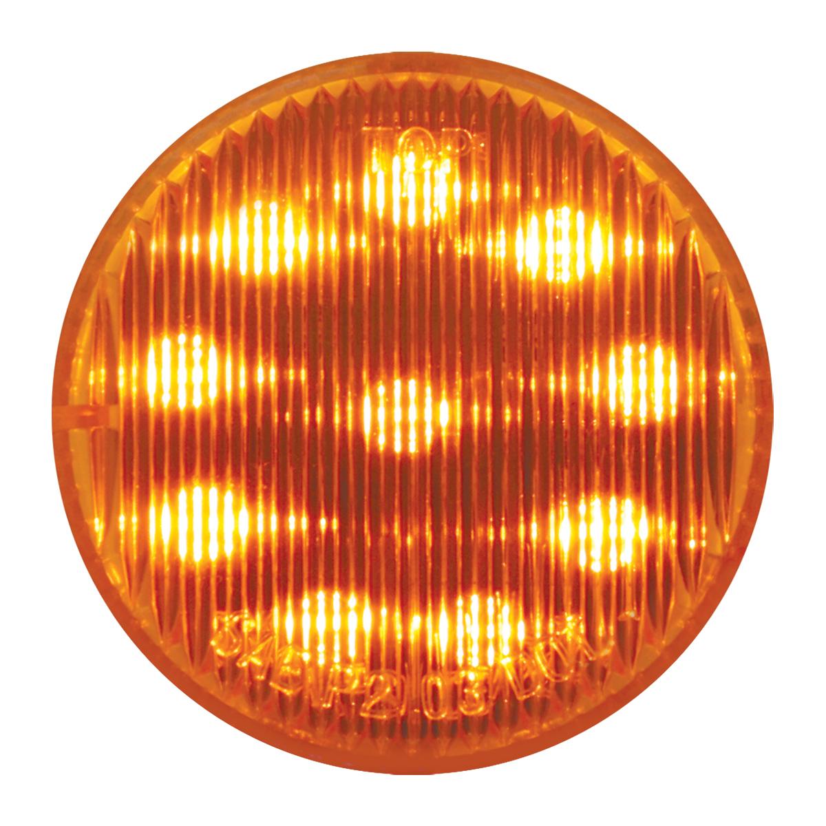 """75110 24V 2"""" Round Fleet LED Marker Light"""