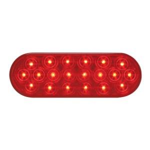 24V Oval Fleet LED Light