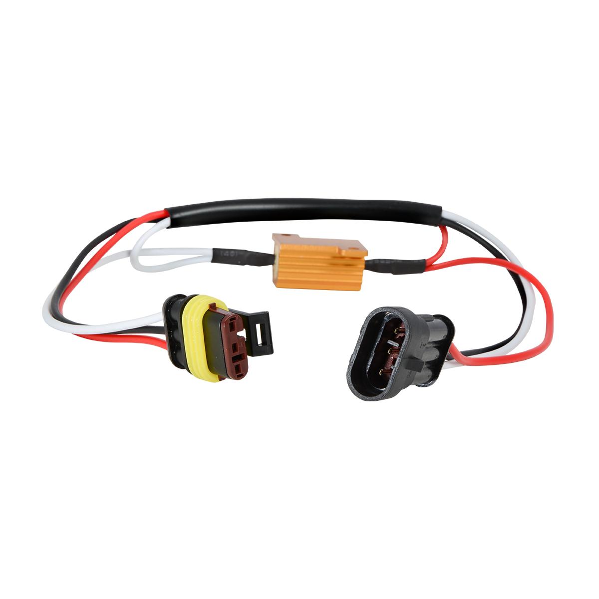 83024 3 Pin LED Load Resistor/Flasher Equalizer