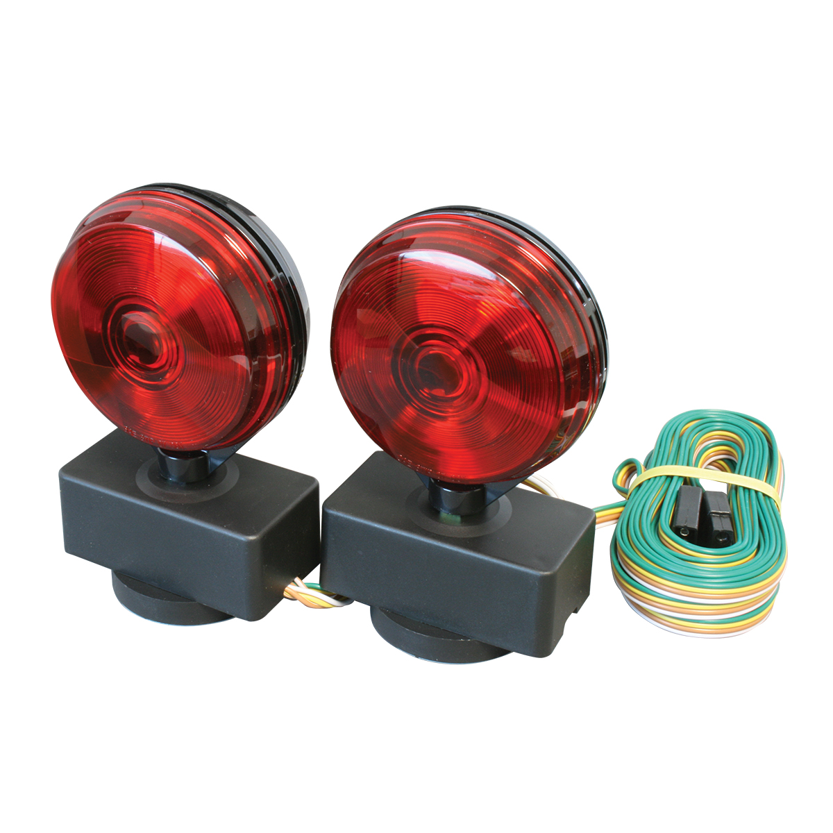 """4"""" Towing Light Kit with Magnetic Base"""