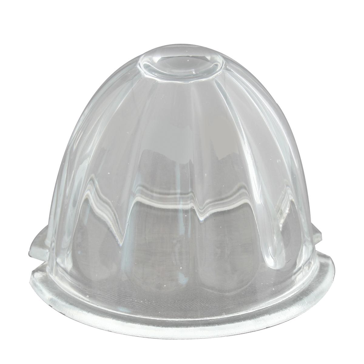 Marker Light GG Grand General 80459 Clear Plastic Lens for Rect