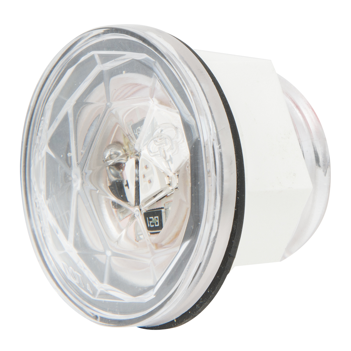 "1"" Dia. Dual Function Diamond Lens LED Light"