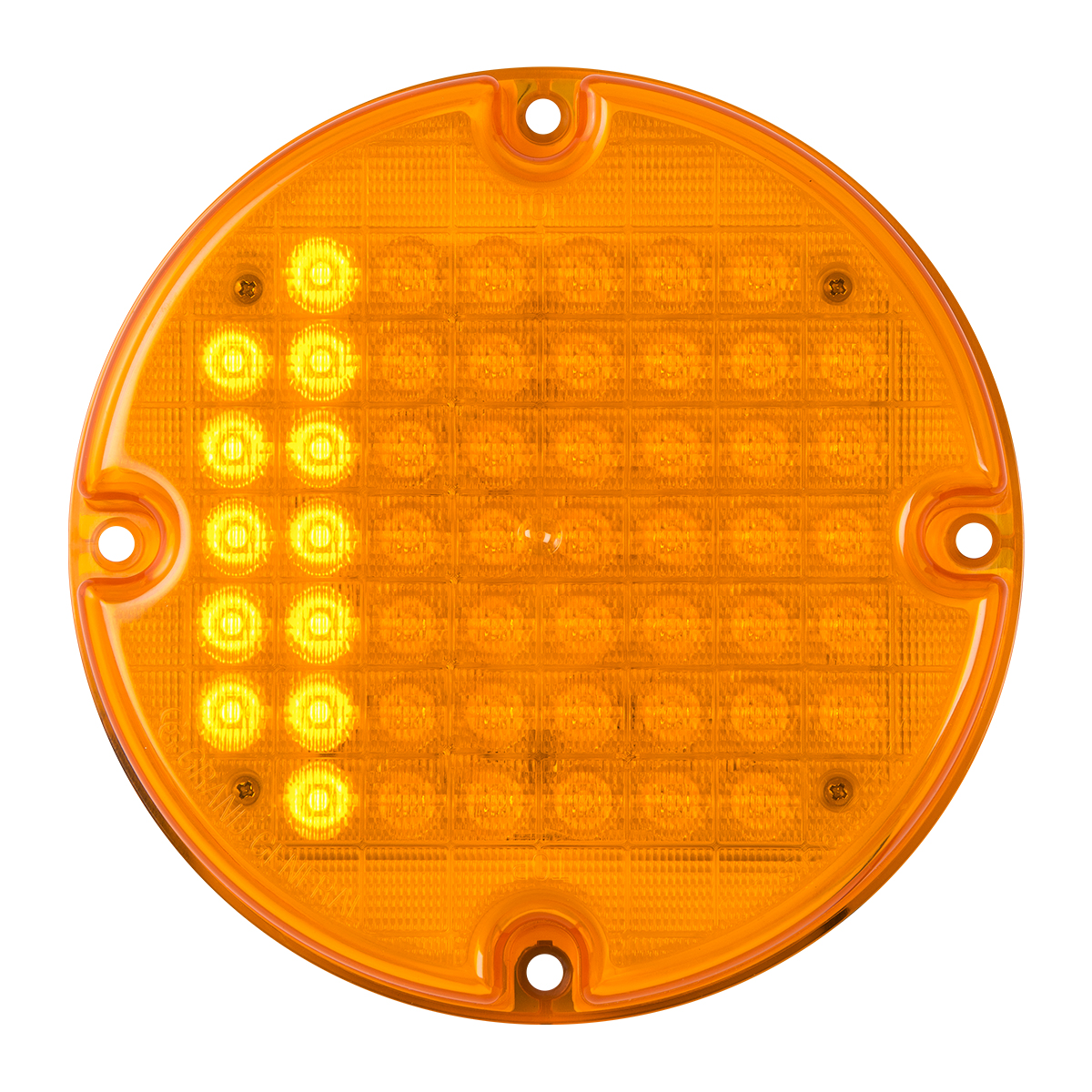 "82350 7"" Smart Dynamic Sequential LED Bus/Coach Light"