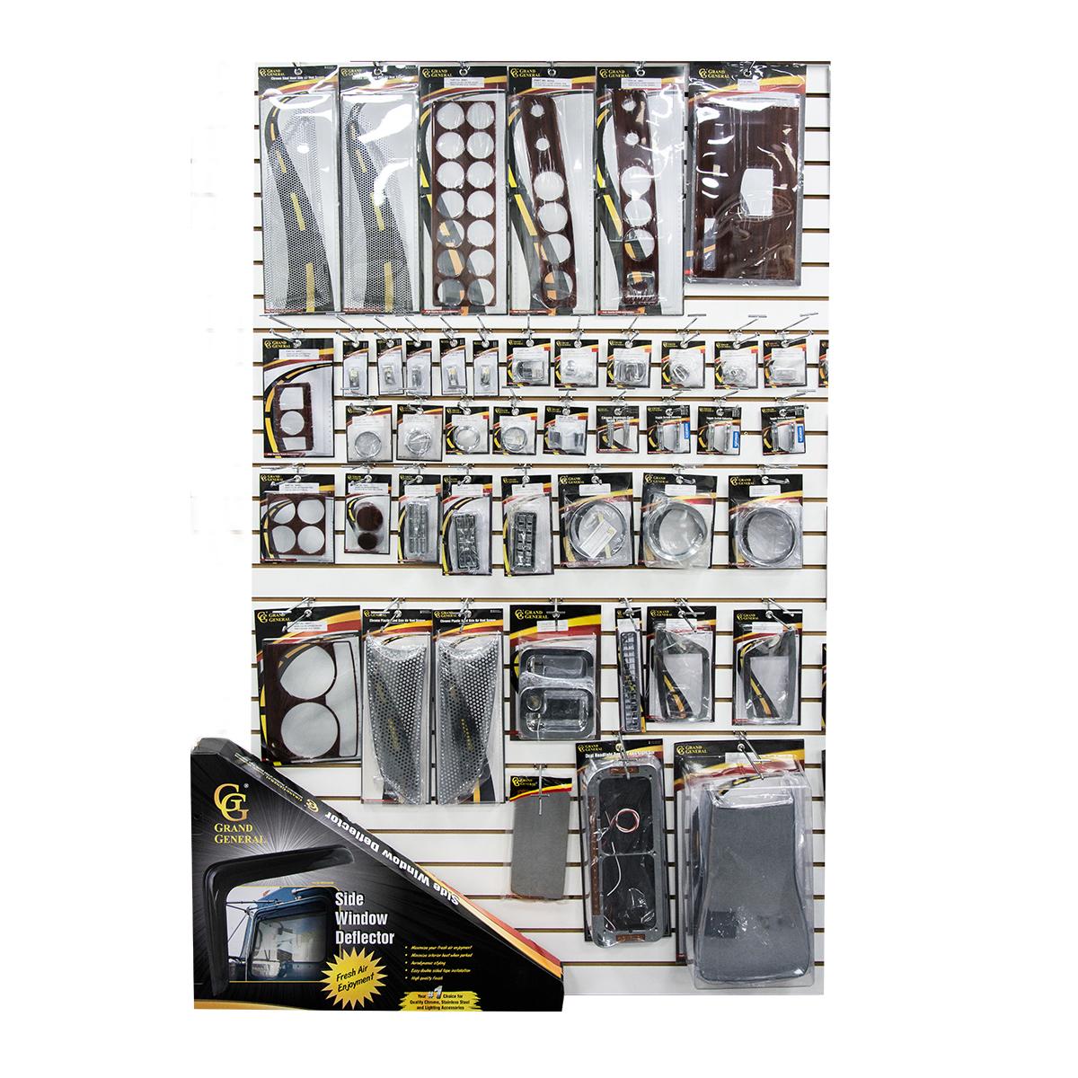 """Kenworth Accessories Program 4' x 84"""""""