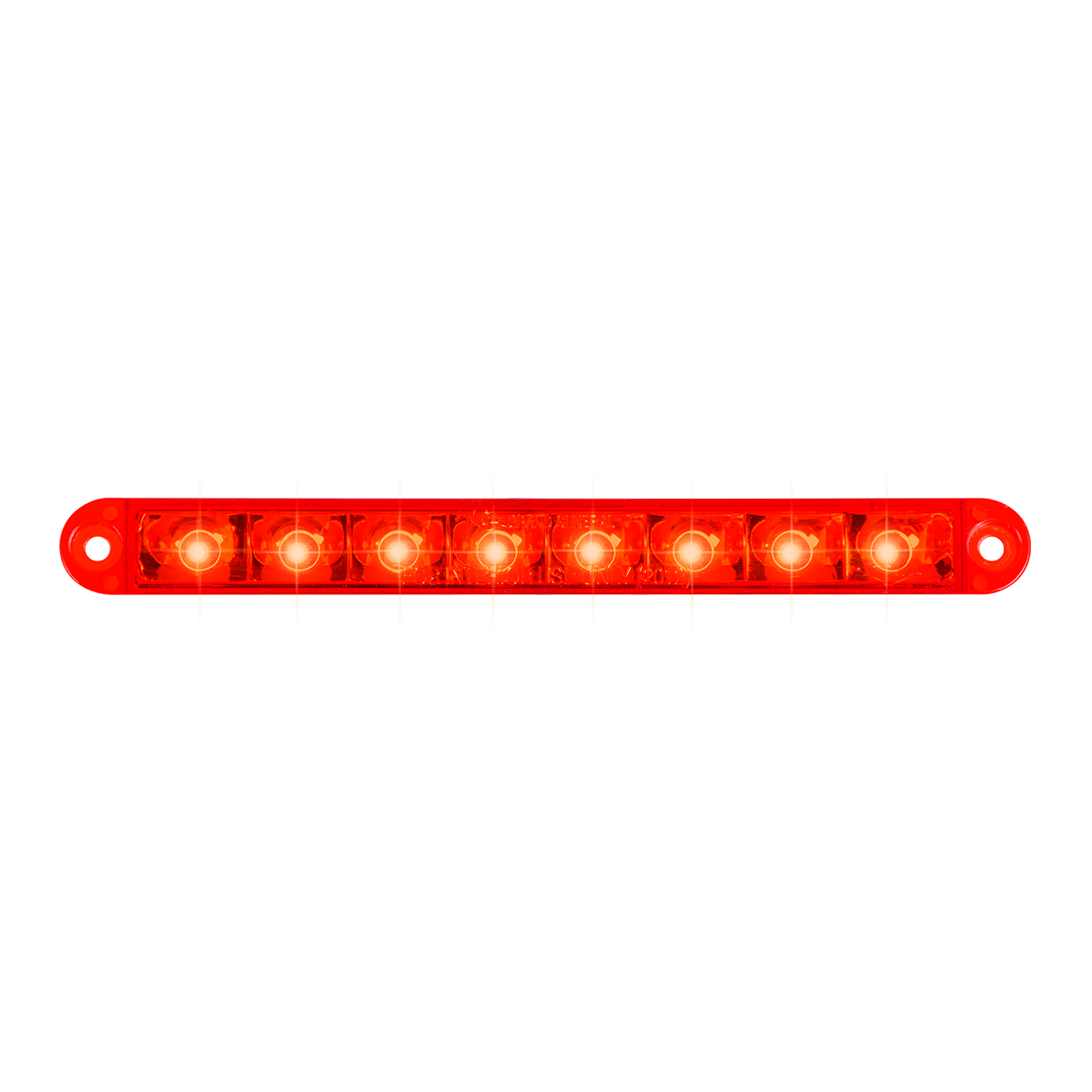 "74762 6.5"" Flush Mount Pearl Marker & Turn LED Light Bar"