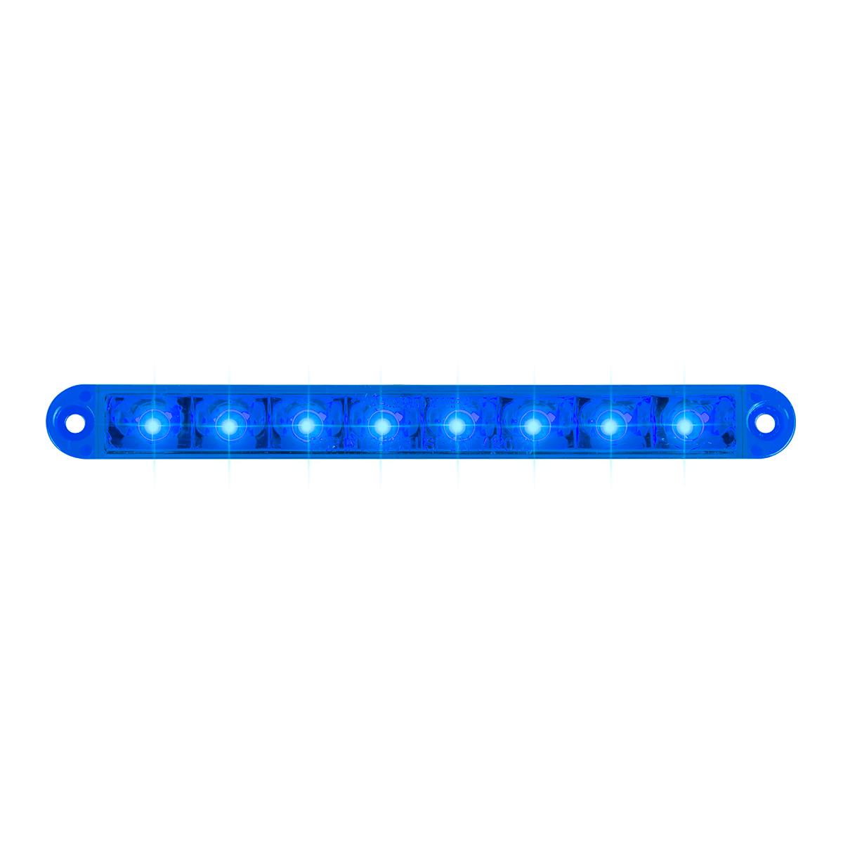 """74765 6.5"""" Flush Mount Pearl Marker & Turn LED Light Bar"""