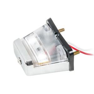 Rectangular License LED Light with 2 Studs