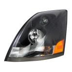 Volvo VN/VNL Matte Black OE Style Projector Headlight