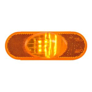 Oval Side Marker & Turn LED Light