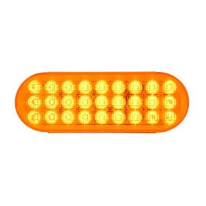 Oval Smart Dynamic Sequential LED Sealed Light