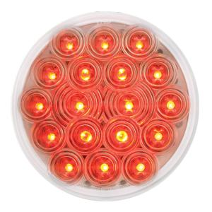"""76016 4"""" Fleet LED Light with 3-Prong Round Plug"""