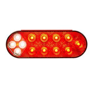 Oval Fleet Combo LED Sealed Light