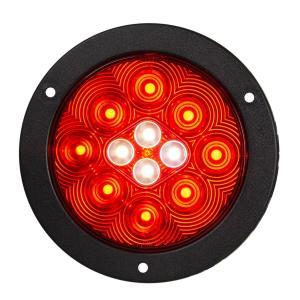 4″ Flange Mount Combo LED Light Fleet Series