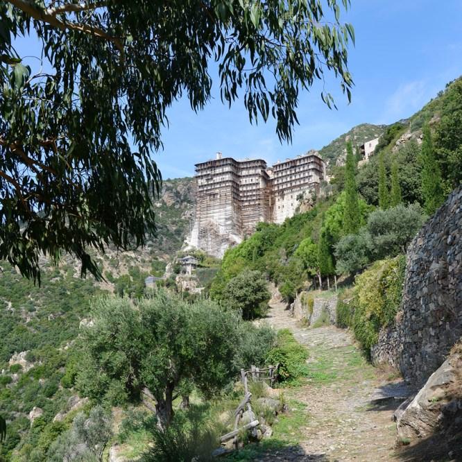Monastère de Simonos Petras