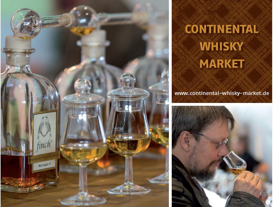 Continental Whisky Market