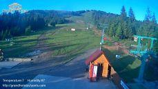 Вебкамера горнолыжных трасс