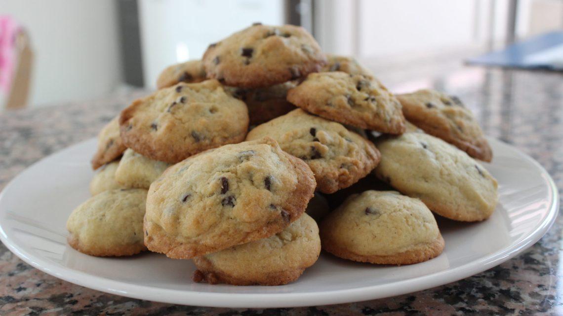 Le goûter maison du mercredi: Les cookies