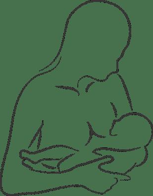 l'allaitement chamboule le corps de la femme après accouchement