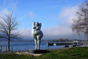 Statue du Lac de Constance