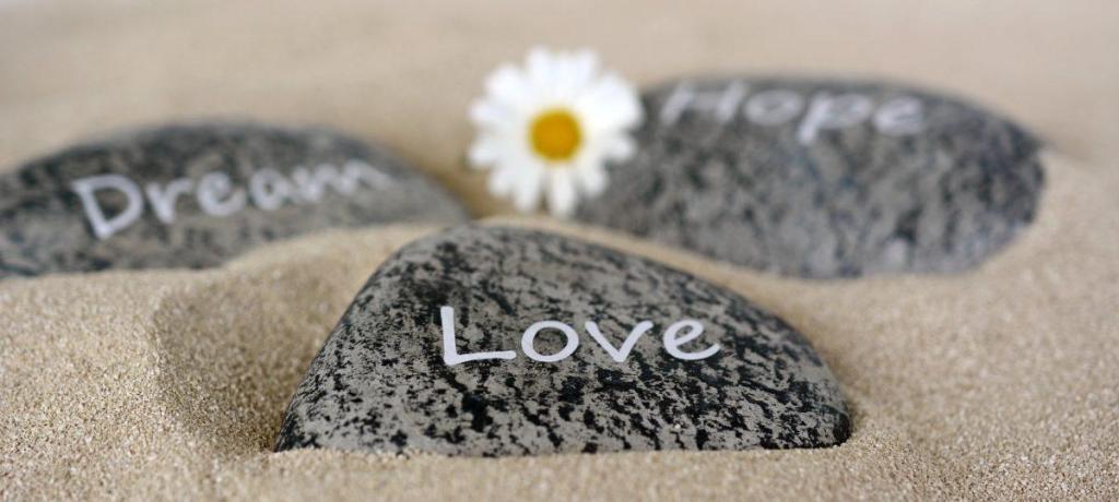 Des pierres d'émotions