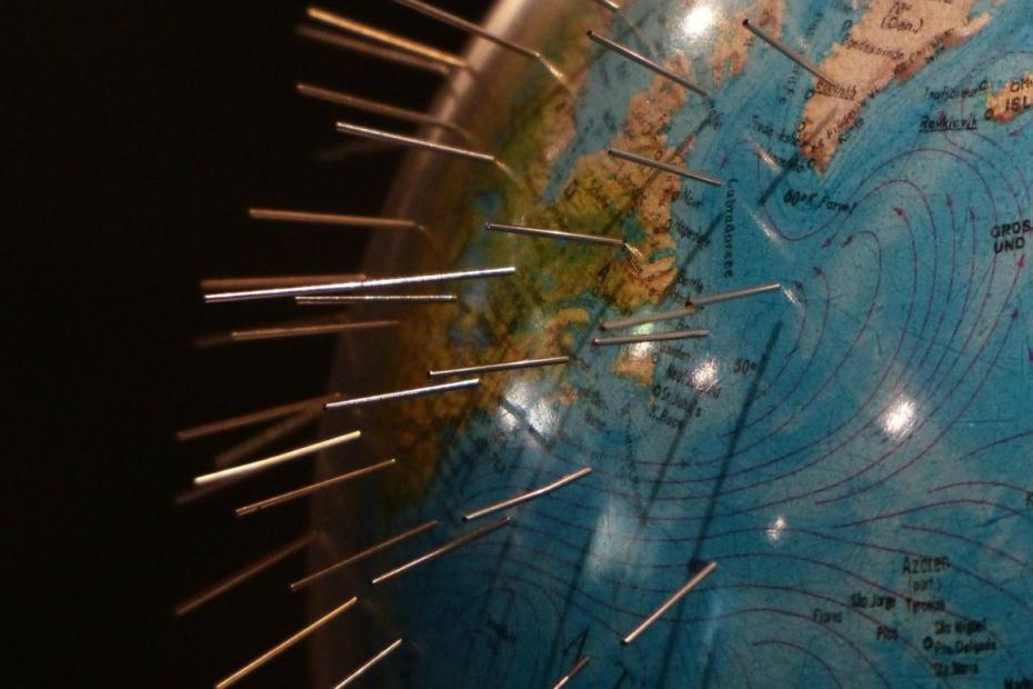 Le magnétisme de la terre