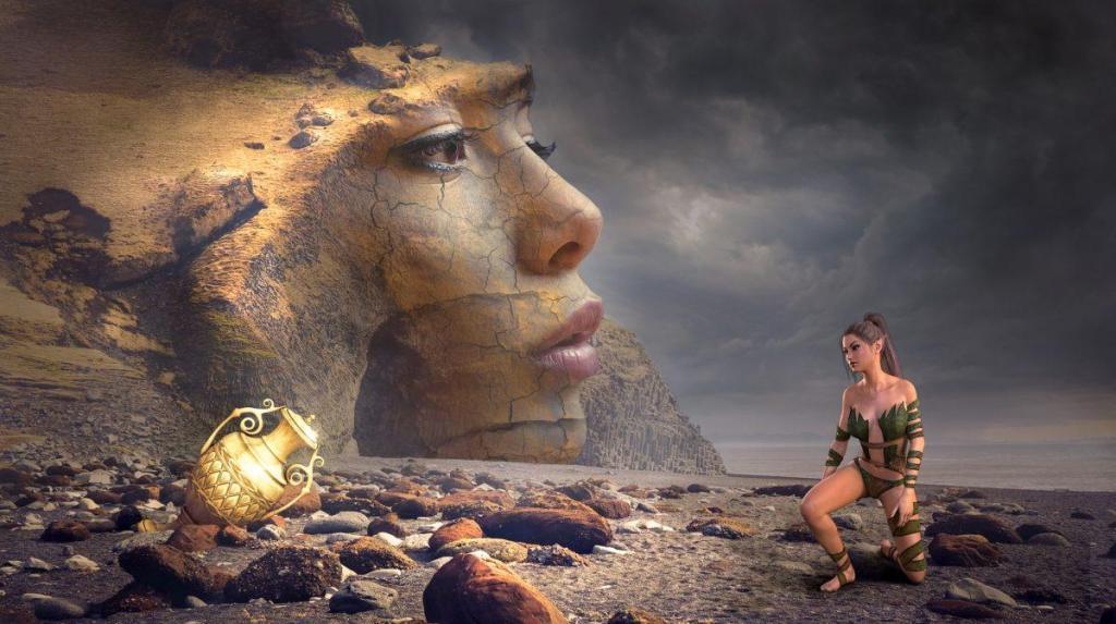 La télépathie et les mondes parallèles