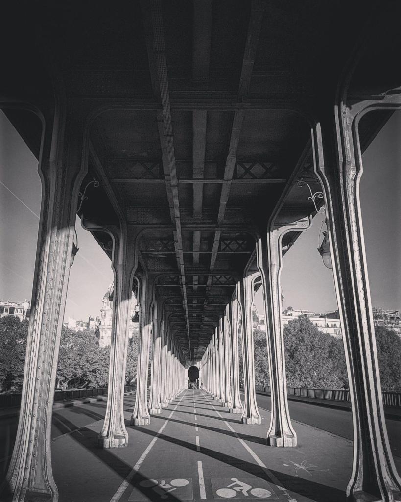 Un pont infini dans vos rêves