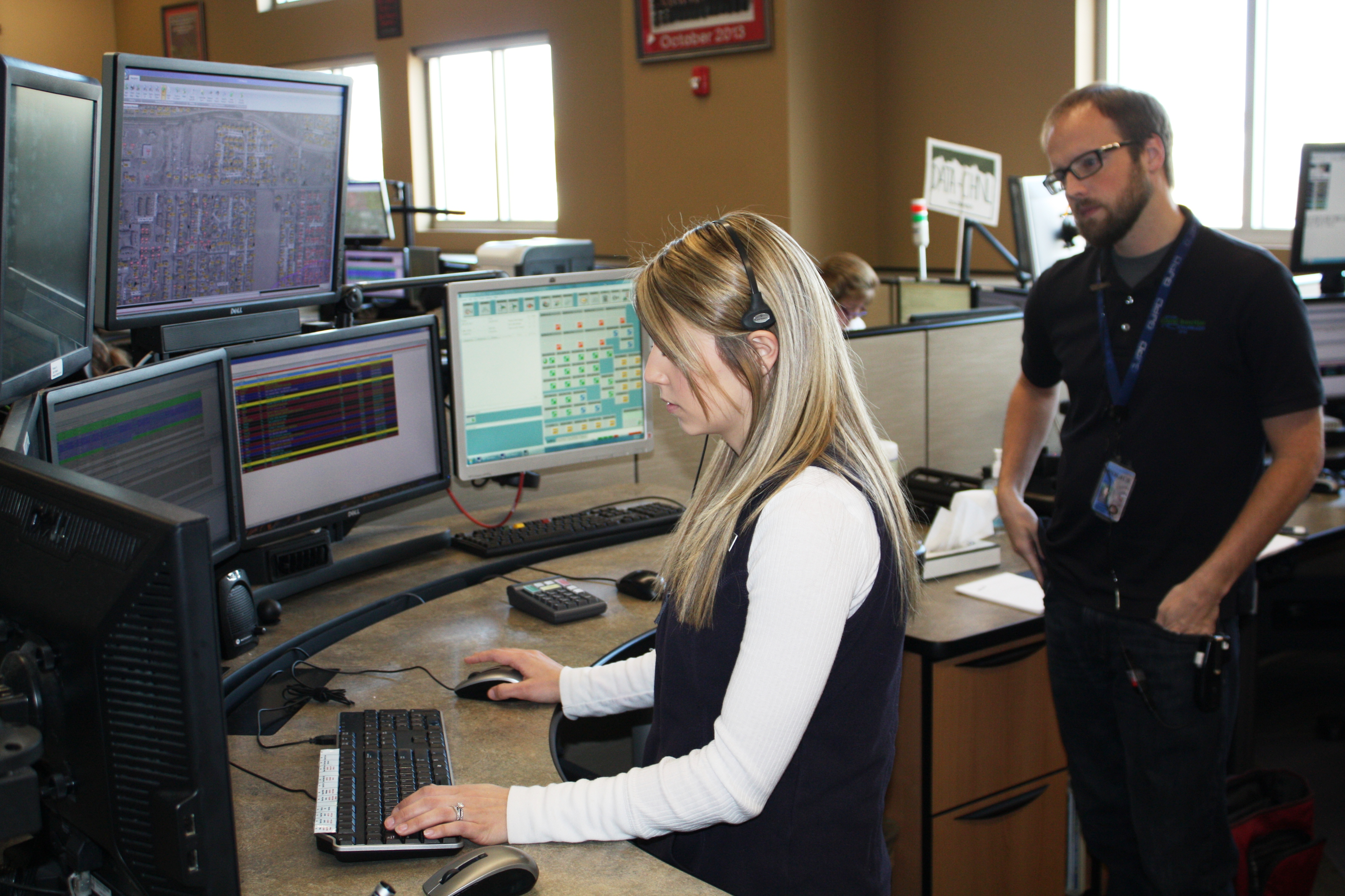 911 Dispatcher The Gjpd Patrol