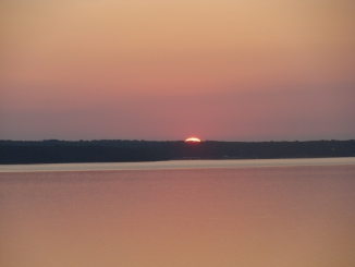 Grand Lake Sunrise July 2012