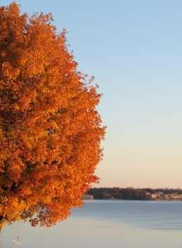 Fall at Grand Lake