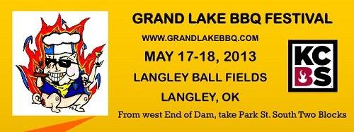 2013 Grand Lake BBQ Festival