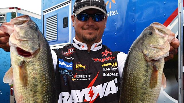 Jason Christie FLW Fishing Grand Lake Oklahoma