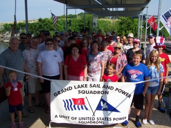 Boat Parade Participants