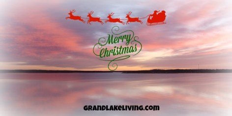 Christmas at Grand Lake Oklahoma