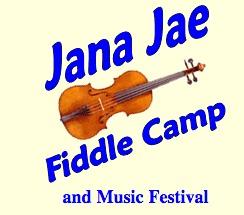 Jana Jae Fiddle Camp