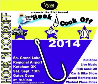 2014 Hook N Cook Off Grand Lake