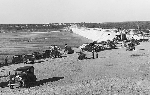 Pensacola Dam 1940