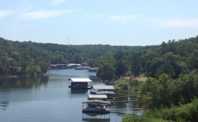 Grand Lake dock repair and construction