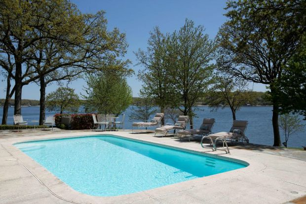 Luxury Grand Lake Waterfront real estate for sale