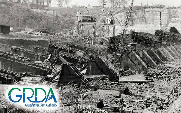 The Arches of Pensacola Dam
