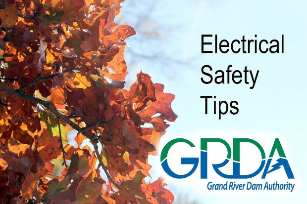 Electric safety tips from GRDA