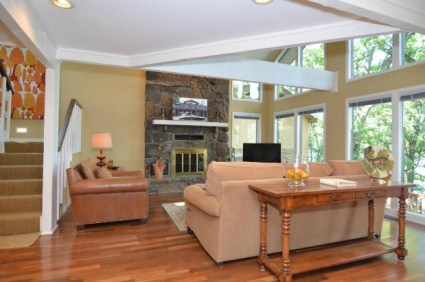 Ketchum Cove waterfront home for sale