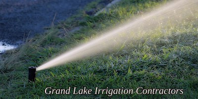Grand Lake OK sprinkler and irrigation systems