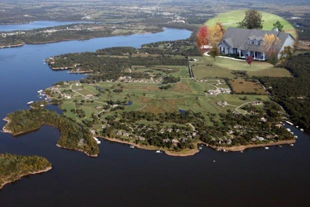 Patricia Island Grand Lake OK