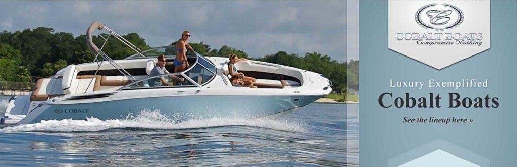 Arrowhead Boat Sales Cobalt Boats